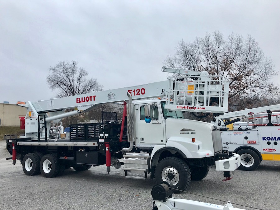 Elliott E120 Aerial Lift