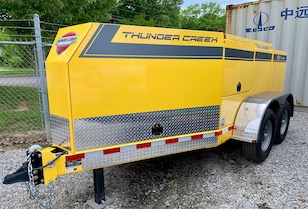 Thunder Creek FST500 Fuel & DEF Trailer