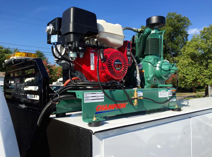 Air Compressors Miller Enpak Nichols Fleet