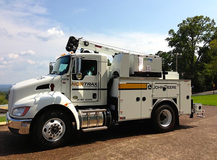 Service Utility Trucks Burchfield Truck S Autos Post