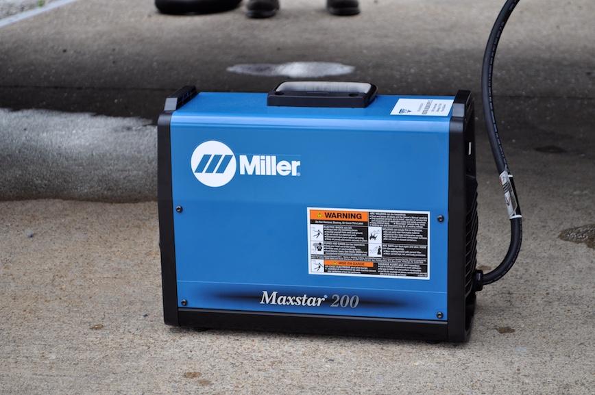 Miller Enpak Welders Compressors Nichols Fleet