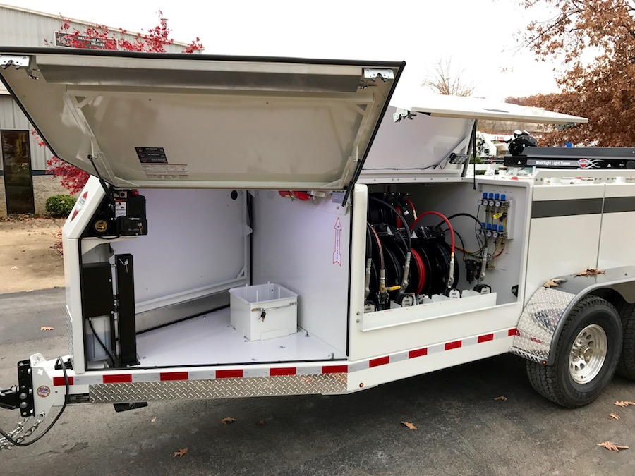 Thunder Creek SLT Trailer