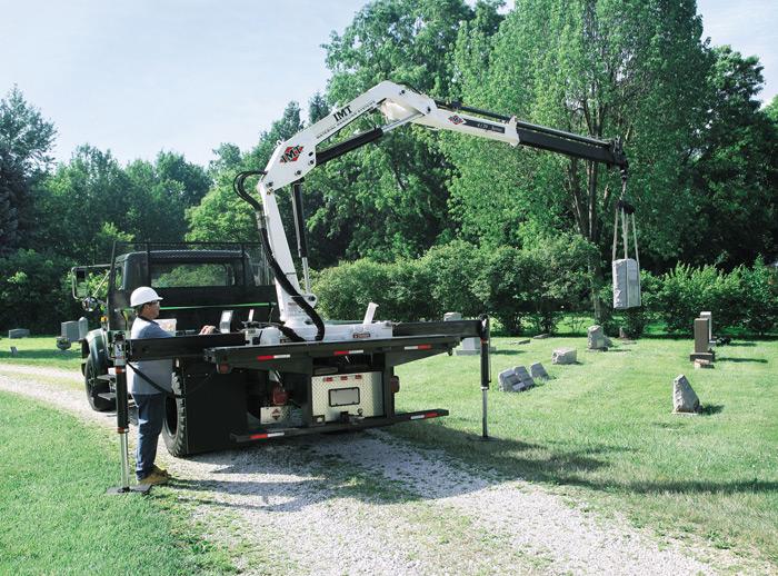 Monument and Propane Truck | Nichols Fleet